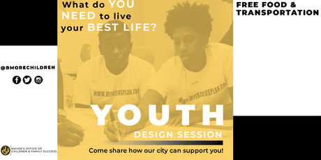 Baltimore's Youth Community Design Session tickets