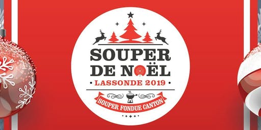 Souper de Noël Lassonde 2019