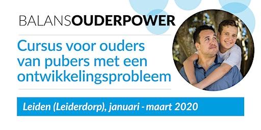 BalansOuderpower, cursus in Leiden (Leiderdorp)