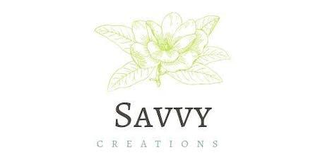 Savvy Creations Vendor Event  tickets