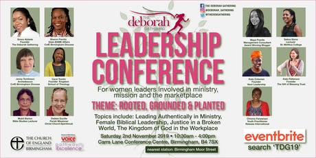 TDG19 Leadership Conference tickets