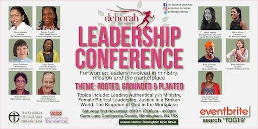 TDG19 Leadership Conference