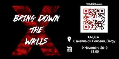 TEDxENSEA : Bring Down The Walls