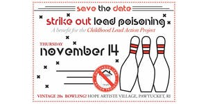 Strike Out Lead Poisoning!