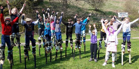 Learn to Stilt Walk-  for complete beginners tickets