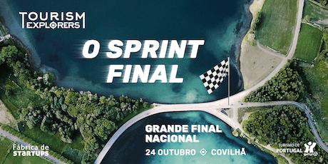 Tourism Explorers 2019 | O Sprint Final biglietti