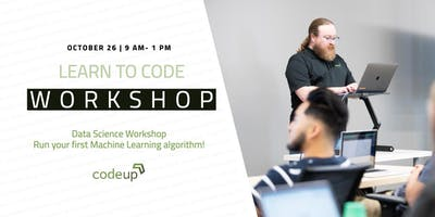 Learn to Code Workshop- Data Science