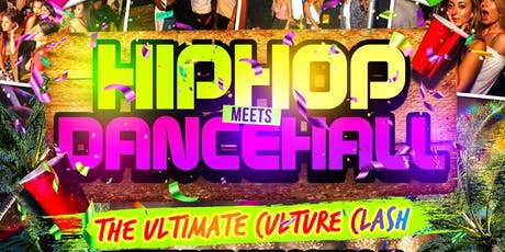 Hip Hop Meets Dancehall - Super Party tickets
