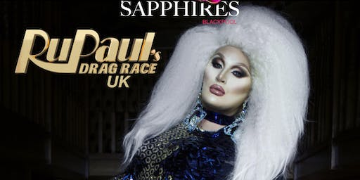 Ru Pauls Drag Race UK - The Vivienne LIVE