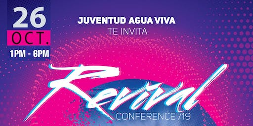 Revival Conference 19