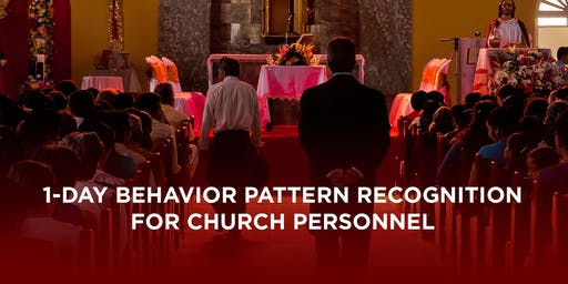 Behavior Pattern Recognition (1 Day) - Monahans, TX