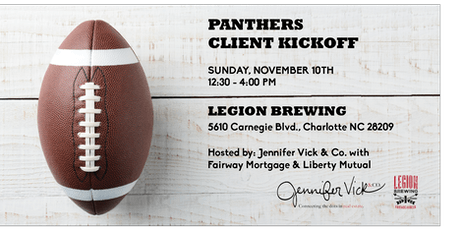 Panthers Client Kickoff! tickets