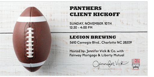 Panthers Client Kickoff!