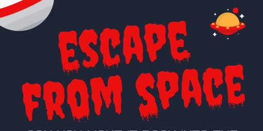 Escape From Space (Escape Room) Session 4