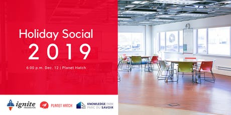 Holiday Social 2019 tickets