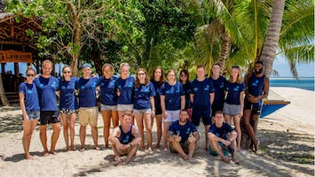 Volunteer in Fiji - Royal Holloway Presentation
