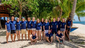 Volunteer in Fiji - University of Hertfordshire Presentation