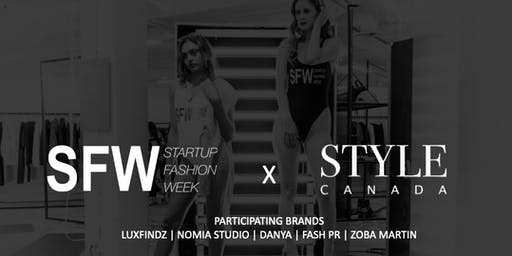 Startup Fashion Week™   x  STYLE CANADA Popup at STACKT Market - Day 2