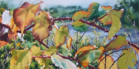 Watercolour - Essential Techniques 1-Day Workshop tickets