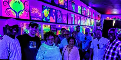 Choose954 Guided Tour Of Monthly FTL Art Walk In FAT Village