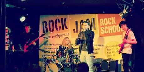 Rockjam Live Xvi South tickets