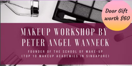 Personal MakeUp Workshop by Peter Angel Wanneck (Founder of School of Make-Up)