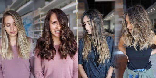 Blended Brunettes with Tess and Christina