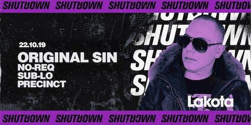 Shutdown: Original Sin