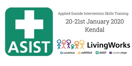 Kendal ASIST (Applied Suicide Intervention Skills Training) tickets