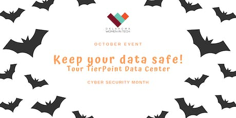 OKWIT OKC: See how your data is kept safe! Tour the TierPoint Data Center!  tickets