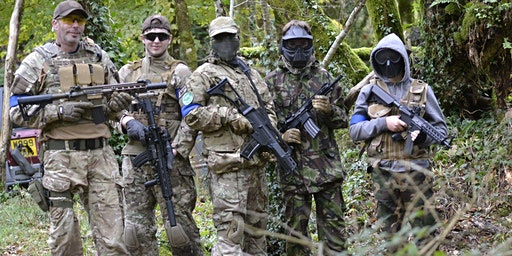 13 March - Amazing Networking @ Thunder Park Airsoft
