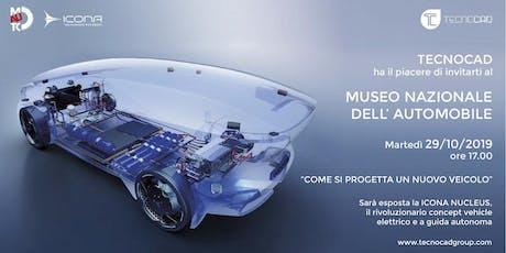 Progettiamo l'auto del futuro biglietti