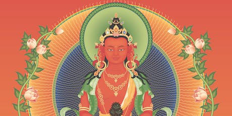 Wisdom and Good Fortune: Empowerment of Buddha Amitayus tickets