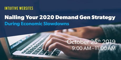 Nailing Your 2020 Demand Strategy tickets