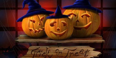 Robbinsdale Halloween Give and Get