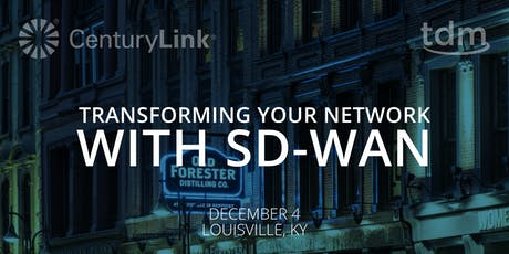 Transforming Your Network with SD-WAN tickets