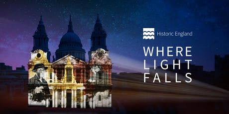 Where Light Falls - St Paul's Cathedral  tickets