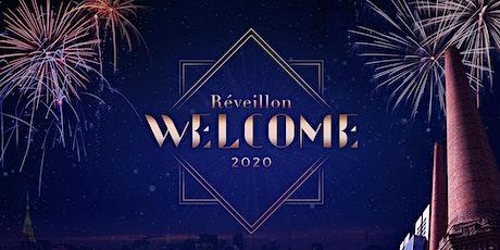 Reveillon  Welcome 2020 - São Paulo SP ingressos
