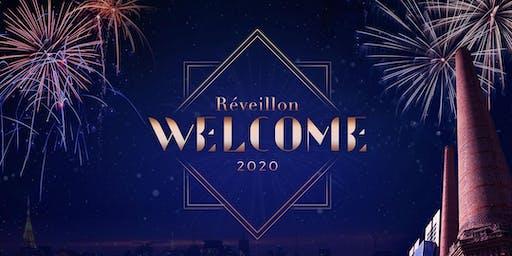 Reveillon  Welcome 2020 - São Paulo SP
