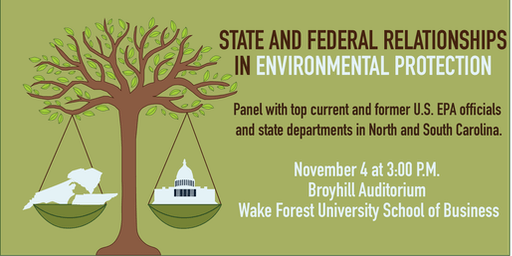 State and Federal Relationships in Environmental Protection
