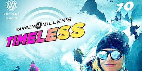 Warren Miller's Timeless, presented by Volkswagen tickets