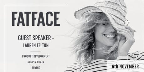 FatFace Guest Speaker tickets