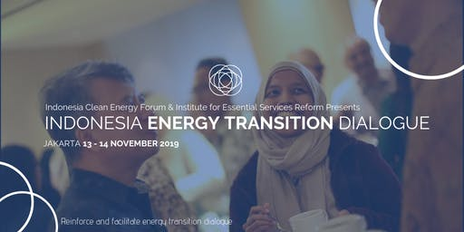 Indonesia Energy Transition Dialogue 2019