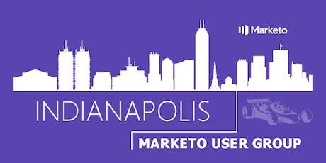 Indianapolis Marketo User Group (MUG) November Meeting tickets