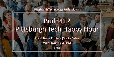 Pittsburgh's Tech Happy Hour - November