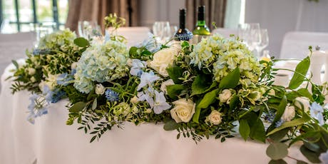 WEDDING FLORAL  DESIGN INTRODUCTION INTENSIVE 4 DAY COURSE tickets