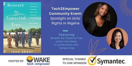 Tech2Empower Community Event: Spotlight on Girls' Rights in Nigeria tickets