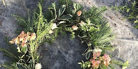 Wild, foraged wreath-making workshop tickets