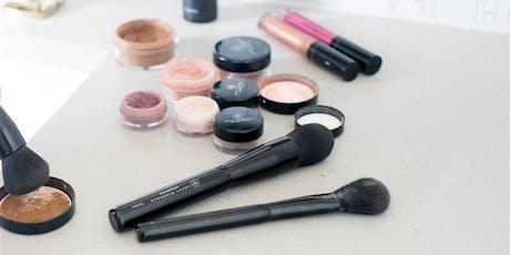Savvy Make-Up Training Tickets