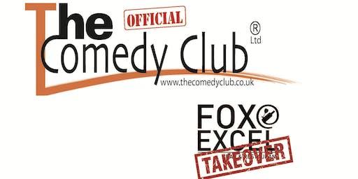 The Comedy Club Christmas Fox@ExCeL Special